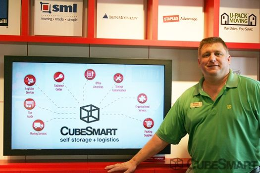 CubeSmart Self Storage - Fairfax 3179 Draper Dr Fairfax, VA - Photo 6