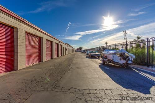 CubeSmart Self Storage - San Bernardino - 401 S Waterman Ave 401 S Waterman Ave San Bernardino, CA - Photo 2
