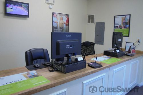 CubeSmart Self Storage - Pensacola 2450 E. Olive Road Pensacola, FL - Photo 1