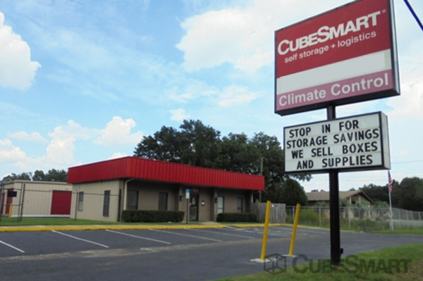 cubesmart self storage   pensacola lowest rates   selfstorage