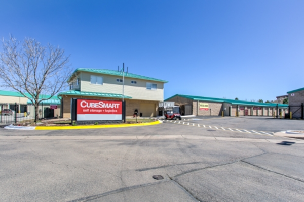 CubeSmart Self Storage - Aurora - 14706 E 4th Ave 14706 E 4th Ave Aurora, CO - Photo 0