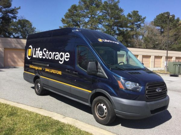 Life Storage - Atlanta - Briarwood Road 1890 Briarwood Rd NE Atlanta, GA - Photo 0