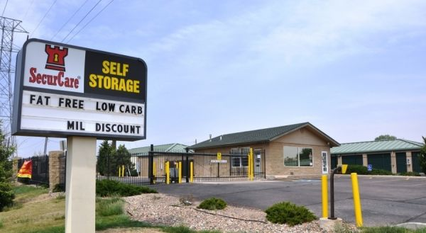 SecurCare Self Storage - Colorado Springs - S Academy Rd 777 S Academy Blvd Colorado Springs, CO - Photo 0