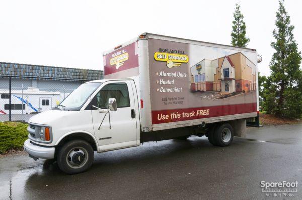 Highland Hill Self Storage 6312 N 9th St Tacoma, WA - Photo 5