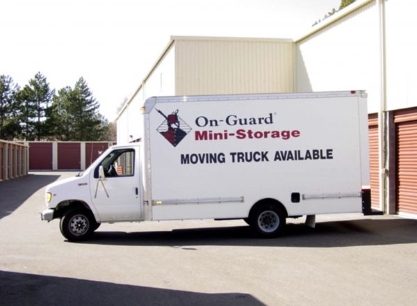 Photo Of On Guard Mini Storage Richland