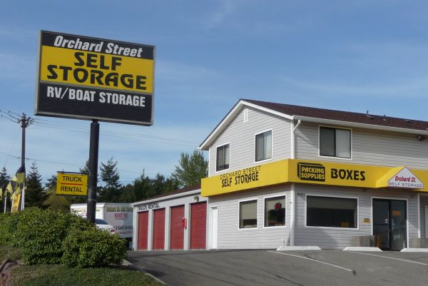 Orchard Street Self Storage 4001 S Orchard St Tacoma, WA - Photo 0