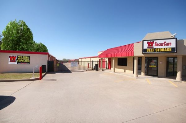 SecurCare Self Storage - Oklahoma City - NW 10th St. 5110 NW 10th St Oklahoma City, OK - Photo 1