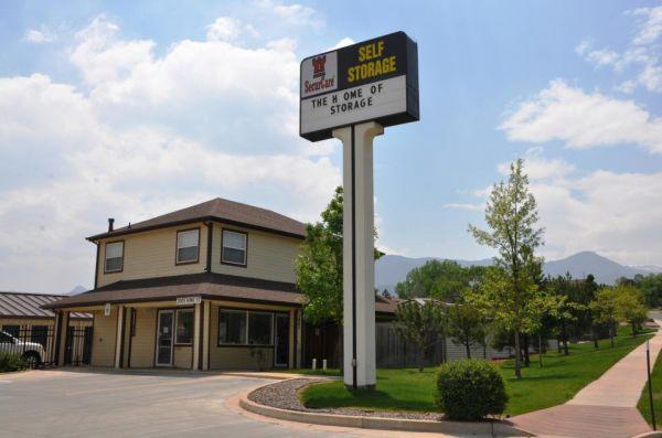 Photo Of Securcare Self Storage Colorado Springs King St