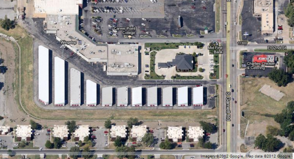 Securcare Self Storage Tulsa S Garnett Rd Lowest