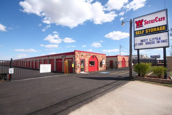 SecurCare Self Storage - Oklahoma City - S Meridian Ave. 2420 S Meridian Ave Oklahoma City, OK - Photo 0