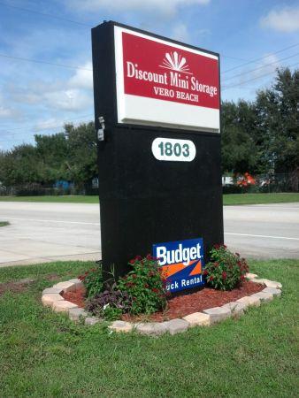 ... Discount Mini Storage   Vero Beach1803 90th Ave   Vero Beach, FL    Photo 1 ...