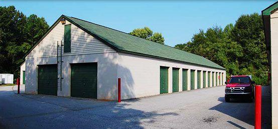 Paladin Quarters Mini Storage 2717 Poinsett Hwy Greenville, SC - Photo 1
