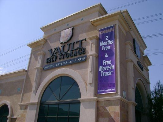 Vault Self Storage Long Beach6897 N Paramount Blvd Beach Ca Photo