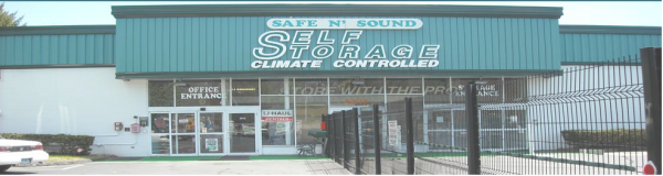 Safe N Sound Self Storage - Groton 451 Bridge St Groton, CT - Photo 0
