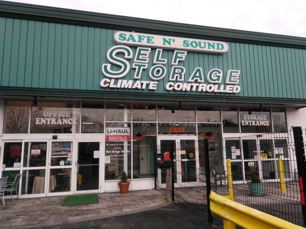 Safe N Sound Self Storage - Groton 451 Bridge St Groton, CT - Photo 0