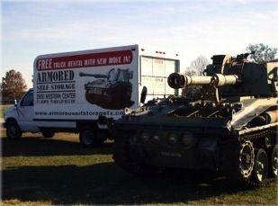 Armored Self Storage - Western Center 2950 Western Center Blvd Fort Worth, TX - Photo 3