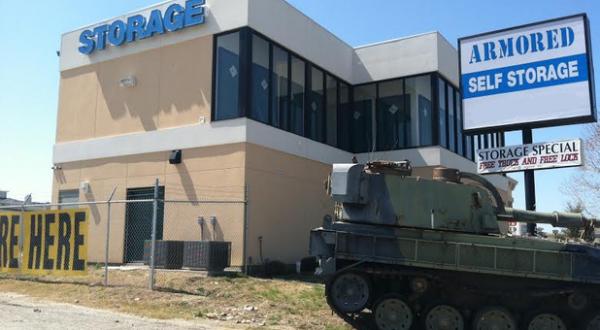 Armored Self Storage - Western Center 2950 Western Center Blvd Fort Worth, TX - Photo 0
