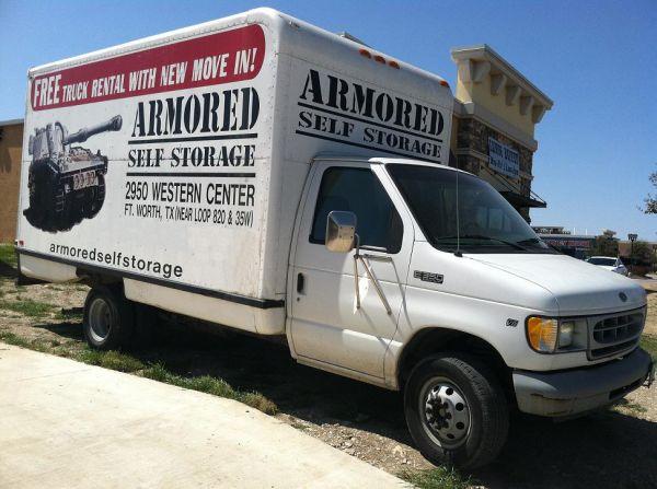 Armored Self Storage - Western Center 2950 Western Center Blvd Fort Worth, TX - Photo 5