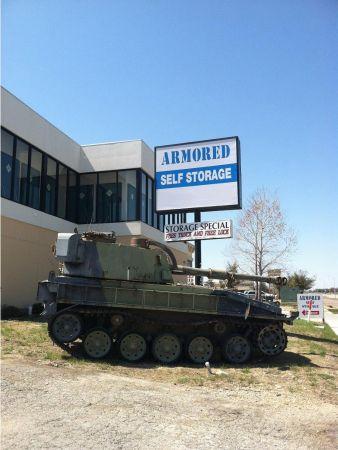 Armored Self Storage - Western Center 2950 Western Center Blvd Fort Worth, TX - Photo 6