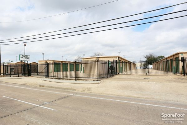 Photo Of Aztec Storages Location At 2213 W 34th St