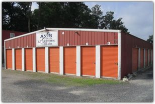 Axis Littlestown Self Storage 6025 Baltimore Pike Littlestown, PA - Photo 1
