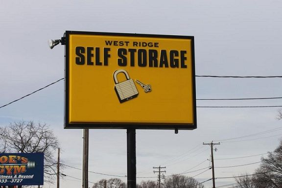 West Ridge Self Storage 4271 West Ridge Road Erie, PA - Photo 0
