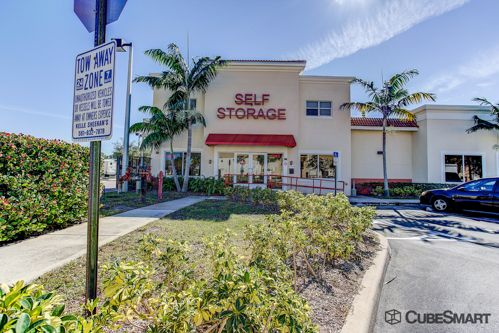 Cubesmart Self Storage West Palm Beach 5058 Forest