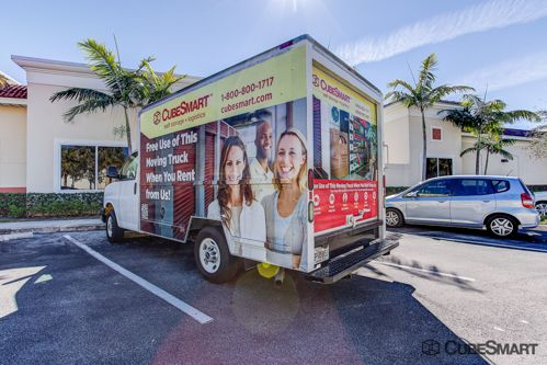 CubeSmart Self Storage - West Palm Beach - 5058 Forest Hill Blvd 5058 Forest Hill Blvd West Palm Beach, FL - Photo 8