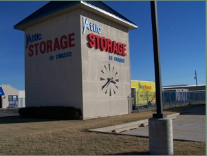 Attic Storage - Owasso 11500 E 80th St N Owasso, OK - Photo 0
