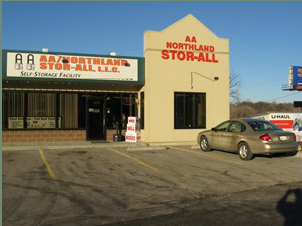 AA Northland Stor-All 5150 Northwest Waukomis Drive Kansas City, MO - Photo 3