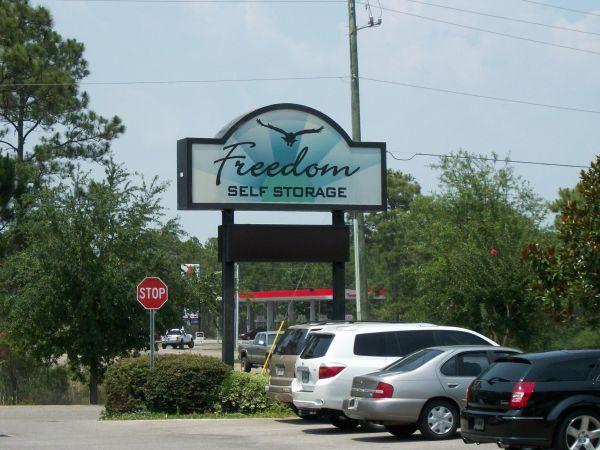Photo Of Freedom Self Storage Fort Walton Beach 1500 Rd