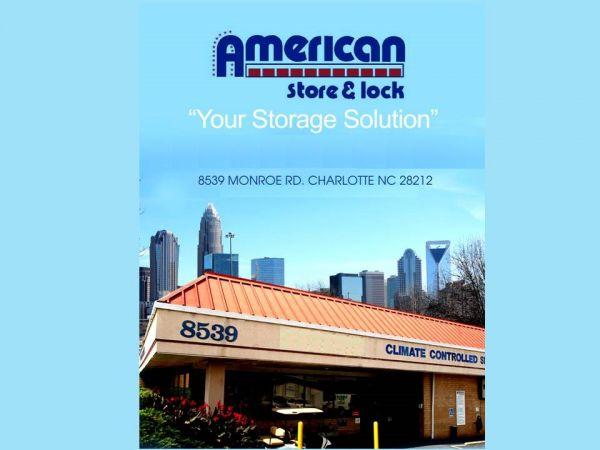 American Store & Lock #4 8539 Monroe Rd Charlotte, NC - Photo 6