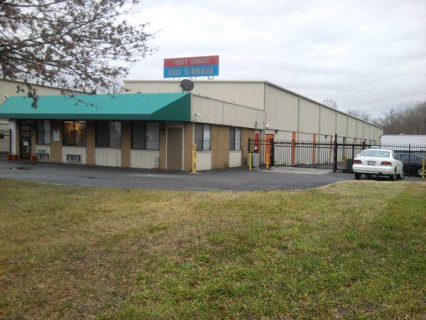 Fort Knox Self Storage - Upper Marlboro 15400 Depot Ln Upper Marlboro, MD - Photo 1