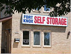 Fort Knox Self Storage - Falls Church 2933 Telestar Ct Falls Church, VA - Photo 1