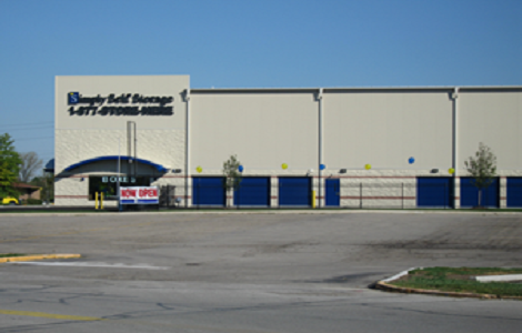 Simply Self Storage - 8525 Castleton Square Drive - Indianapolis 8525 Castleton Square Dr Indianapolis, IN - Photo 2