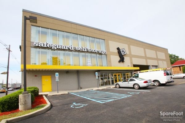 Safeguard Self Storage - Elizabeth 140 Spring Street Elizabeth, NJ - Photo 1