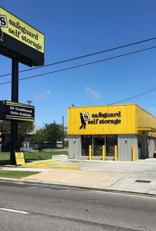 Safeguard Self Storage - Harvey 1001 Manhattan Boulevard Harvey, LA - Photo 0