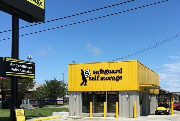 Safeguard Self Storage - Harvey 1001 Manhattan Boulevard Harvey, LA - Photo 1
