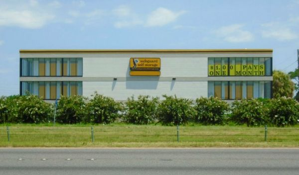 Safeguard Self Storage - Metairie - Kenner 6400 Riverside Drive Metairie, LA - Photo 0