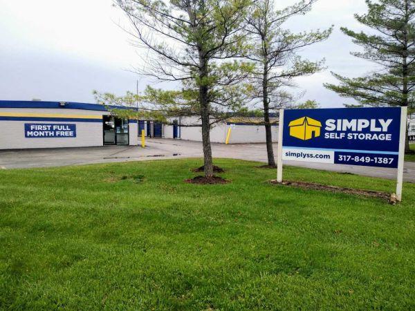 Simply Self Storage - 6901 Hawthorn Park Drive - Indianapolis 6901 Hawthorn Park Dr Indianapolis, IN - Photo 1