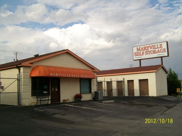 Maryville Self Storage, LLC 133 Roosevelt Dr Maryville, TN - Photo 0