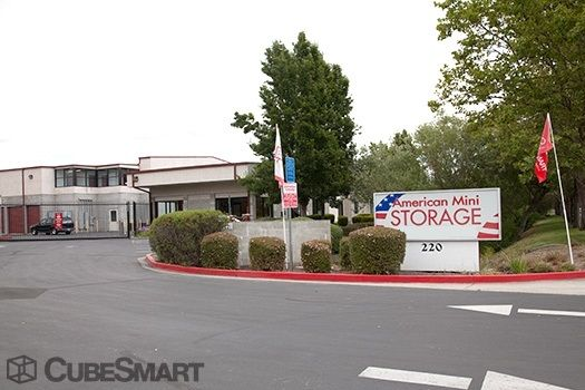 AC Self Storage Solutions 220 Business Park Dr Rohnert Park, CA - Photo 0