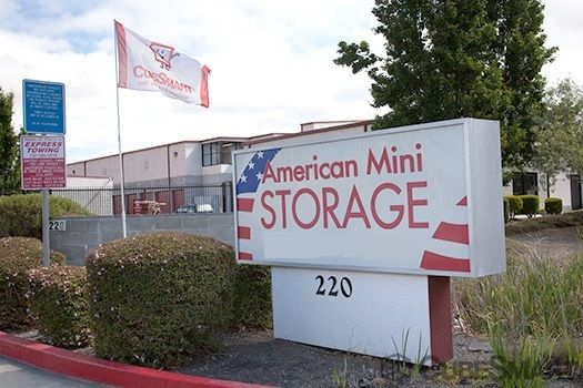 AC Self Storage Solutions 220 Business Park Dr Rohnert Park, CA - Photo 1