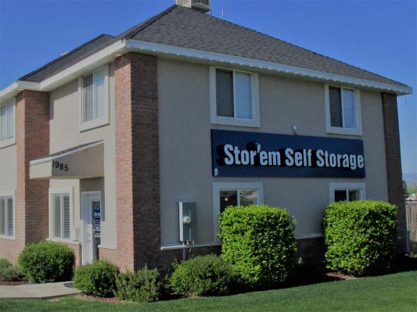 Stor'em Self Storage - Lehi 1985 Pointe Meadow Dr Lehi, UT - Photo 1
