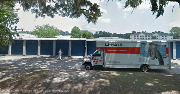 Ark Self Storage - Savannah 5514 White Bluff Rd Savannah, GA - Photo 2