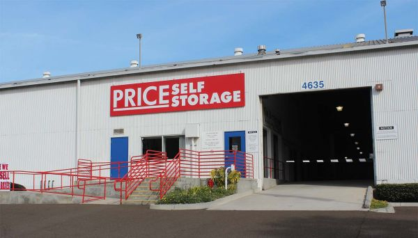 Price Self Storage Morena Blvd 4635 Morena Blvd San Diego, CA - Photo 0