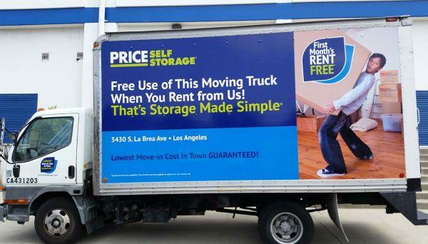 Price Self Storage West LA 3430 S La Brea Ave Los Angeles, CA - Photo 13