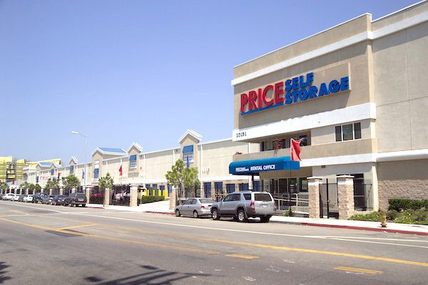 Price Self Storage National Boulevard 10151 National Blvd Los Angeles, CA - Photo 2