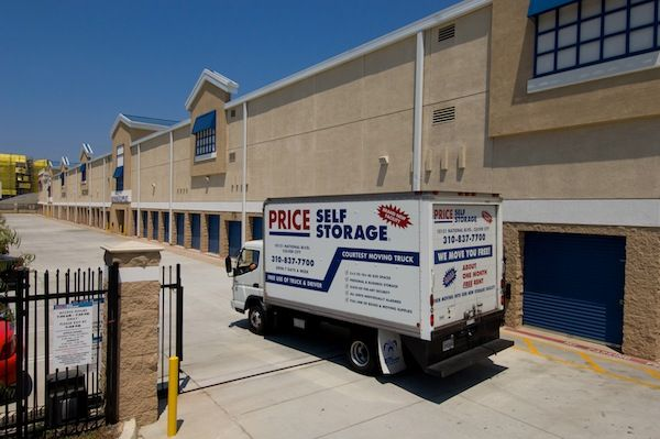 Price Self Storage National Boulevard 10151 National Blvd Los Angeles, CA - Photo 7
