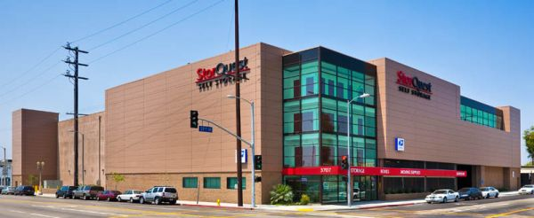 StorQuest - Los Angeles/Hill 3707 S Hill St Los Angeles, CA - Photo 0